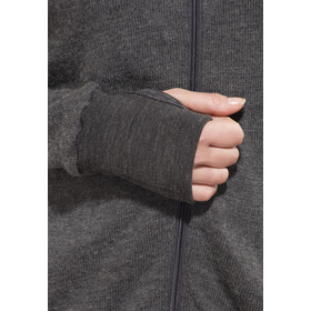 Woolpower 400 Täysvetoketjullinen Pusero, grey
